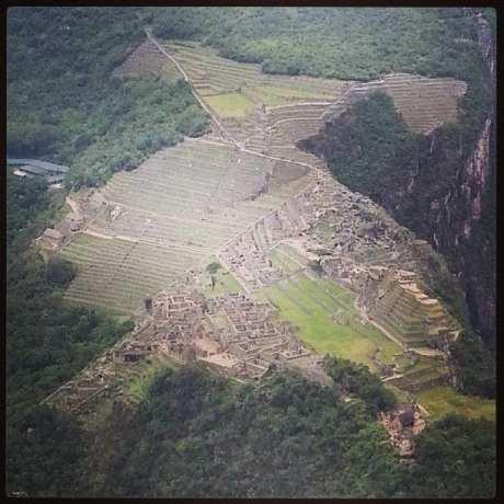 Viagem ao Peru - Roteiro da Ariane: Huayna Picchu