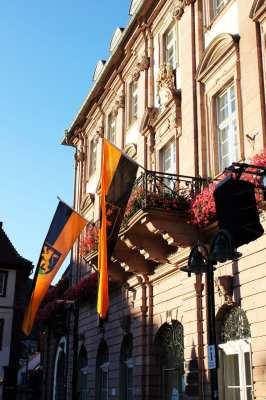 Guia de Heidelberg na Alemanha - Bandeiras