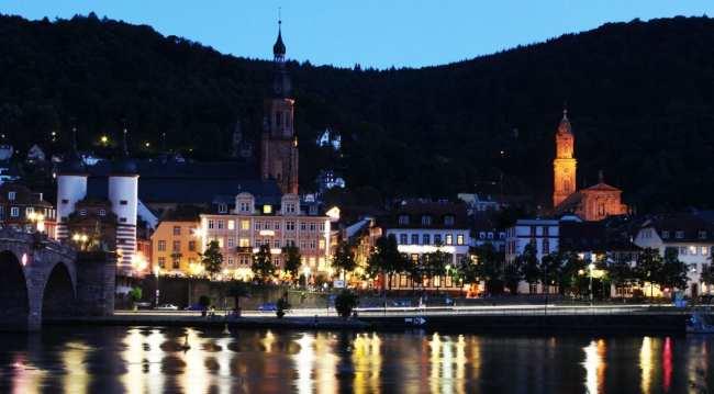 Guia de Heidelberg na Alemanha - Bye bye...