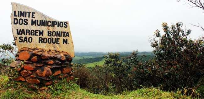 Serra da Canastra - Divisa de Vargem Bonita e São Roque