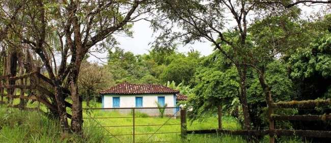 Serra da Canastra - Na rua, na chuva, na Fazenda...