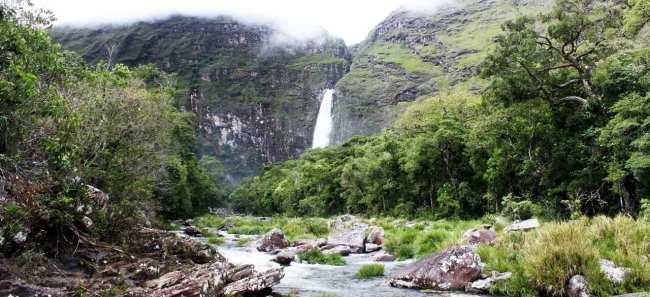 Serra da Canastra - Cachoeira Casca D'Anta IV