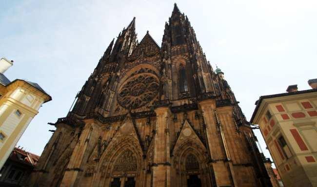 Castelo de Praga - Catedral de São Vito 2