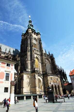 Castelo de Praga - Catedral de São Vito 4