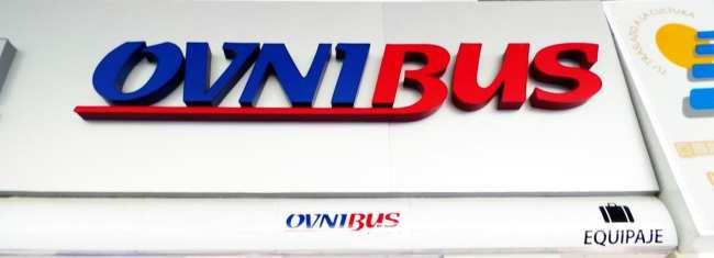 OvniBus Empresa de ônibus mexicana