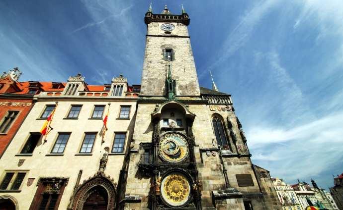 o que fazer em Praga relógio astronômico