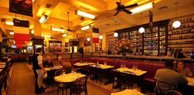 Roteiro de 1 dia em Richmond - Carytown Can Can Brasserie