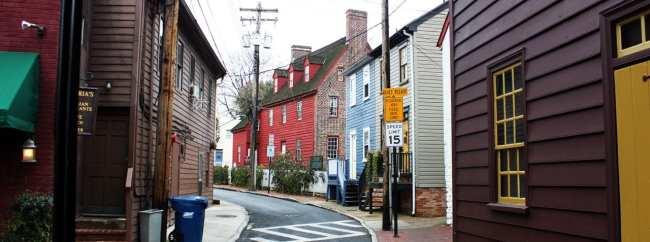 O que fazer em Annapolis - Ruazinha