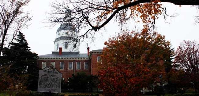 O que fazer em Annapolis - Maryland State House