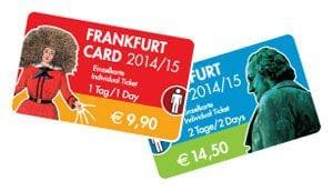 Frankfurt Card - Descontos em várias atrações