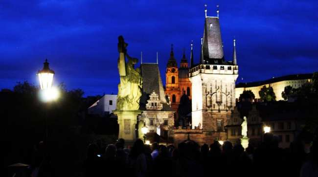 Onde ficar em Praga - Mala Strana / Ponte Carlos