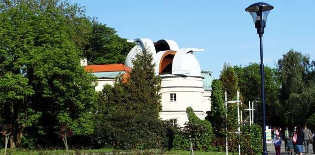 Petrin em Praga - Observatório Astronômico