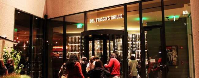 Restaurantes de Washington - Del Frisco's Grille 1