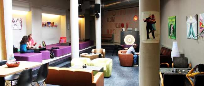 The Icon Hotel de Praga - Room Tapas Bar 3 lounge
