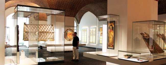 Museu Nacional Germânico de Nuremberg - Sala antiga