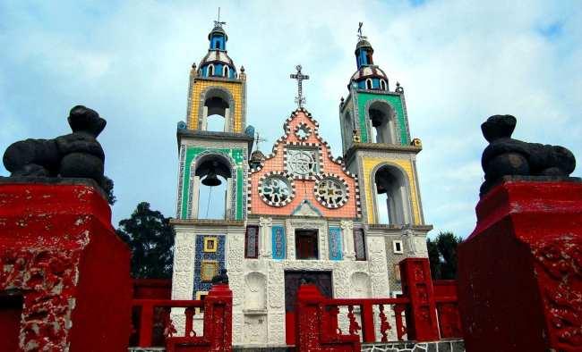 Puebla - igreja
