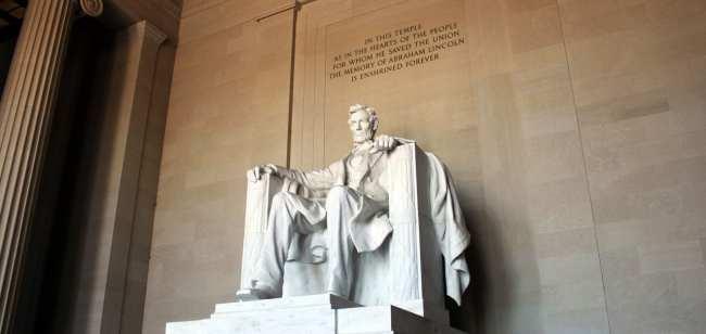Segway Tour em Washington - Estátua de Lincoln