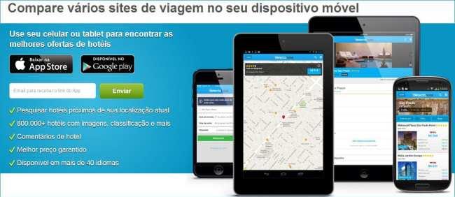 Detecta Hotel - App Mobile