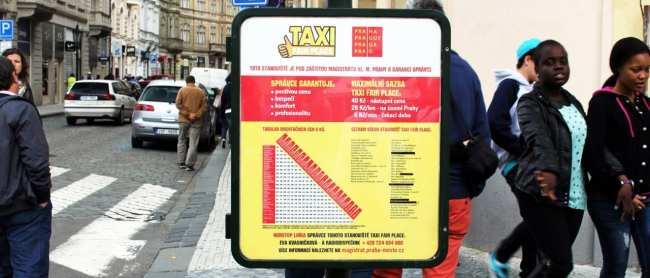 Pegando Taxi em Praga - Fair Price 2