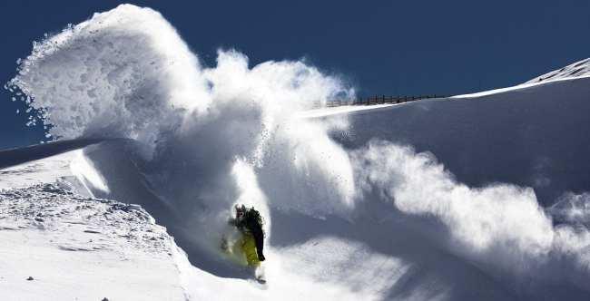 Guia de Valle Nevado - Esquiadores 4