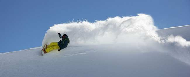 Guia de Valle Nevado - Esquiadores 5