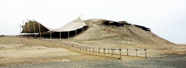 Trujillo Complexo El Brujo e Senhora de Cao - Sítio Arqueológico 1