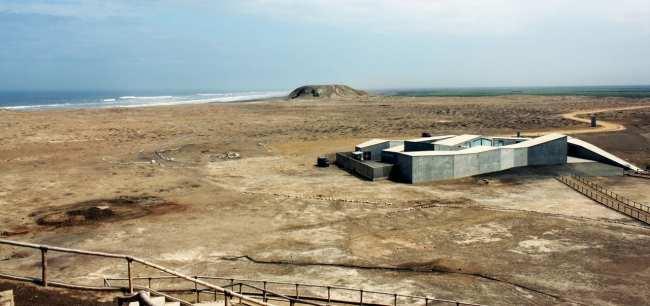 Trujillo Complexo El Brujo e Senhora de Cao - Sítio Arqueológico 3