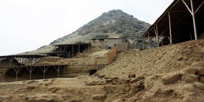Sítios Arqueológicos de Trujillo - Huaca de la Luna 6
