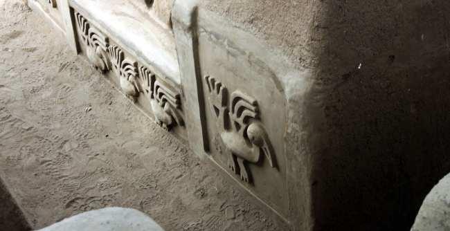Chan Chan Patrimônio da Unesco - Pelicano
