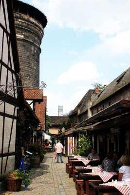 Guia de Nuremberg - Vila dos artesãos 1