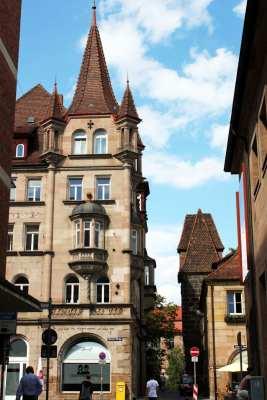 Guia de Nuremberg - Centro Histórico 1