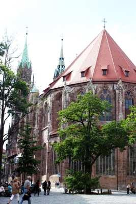 Guia de Nuremberg - Catedral 1
