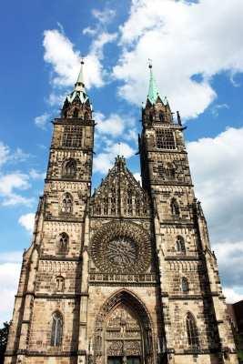 Guia de Nuremberg - Catedral 2