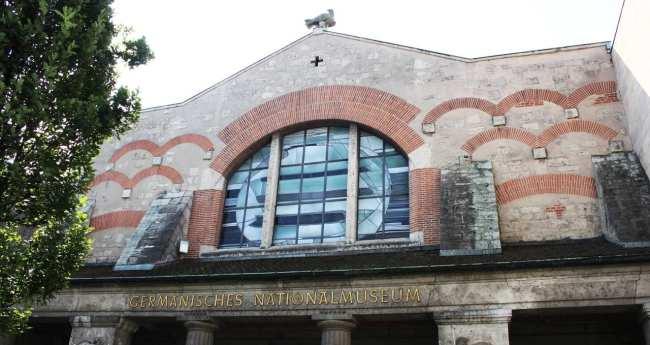 Guia de Nuremberg - Museu Germânico