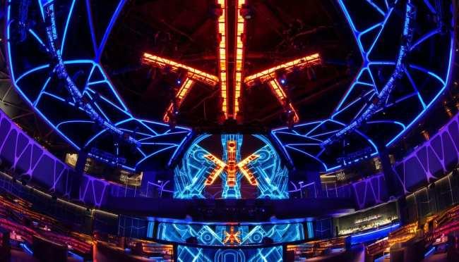 Melhores baladas de Las Vegas - Hakkasan Night Club 1