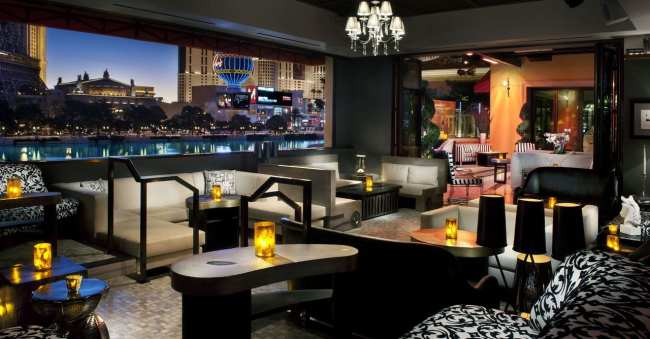 Melhores baladas de Las Vegas - Hyde Bellagio 2