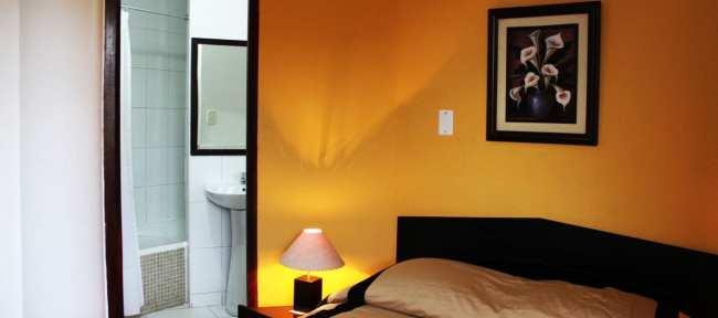 Onde ficar em Trujillo - Hostal El Centurión 3