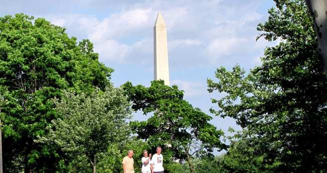 Roteiro de 3 dias em Washingtion - Washington Monument
