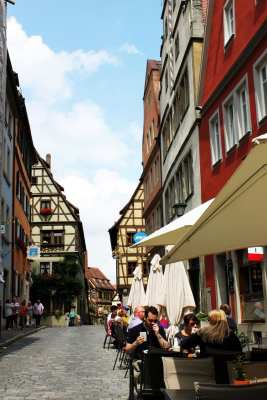 Rothenburg - Cidade 1