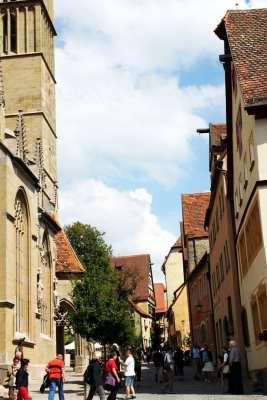 Rothenburg - Cidade 3