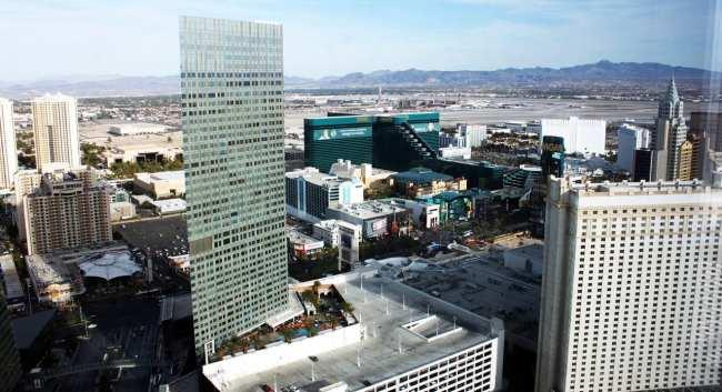 Onde ficar em Las Vegas - Aria Hotel 3