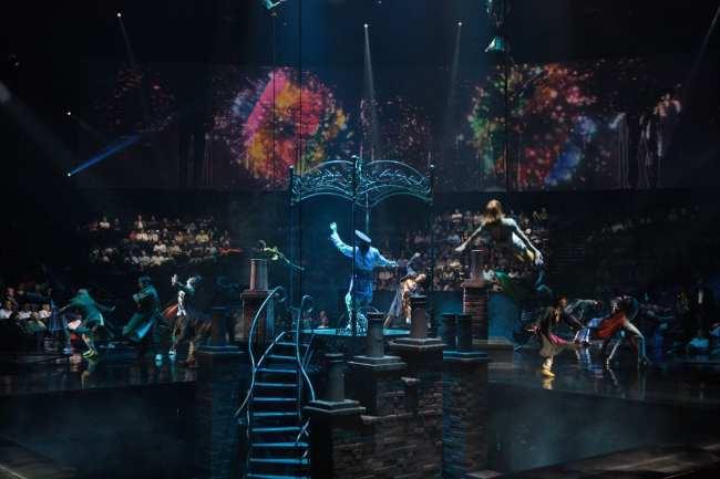 Cirque du Soleil Las Vegas -The Beatles LOVE