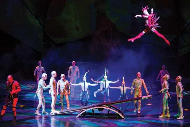 Cirque du Soleil Las Vegas - Mystere
