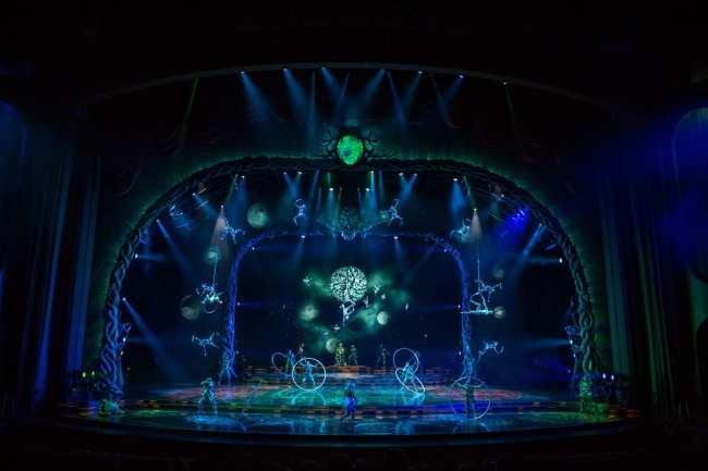 Cirque du Soleil Las Vegas - Zarkana