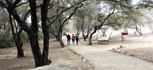 Dicas de Chiclayo - Túcume 1