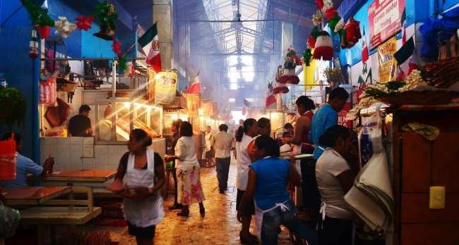 Roteiro de Oaxaca - Mercados 1