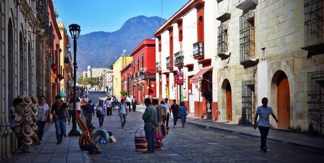 Roteiro de Oaxaca - Cidade 3