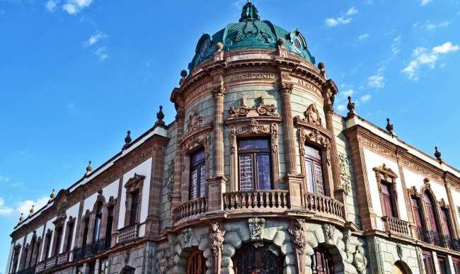 Roteiro de Oaxaca - Cidade 4