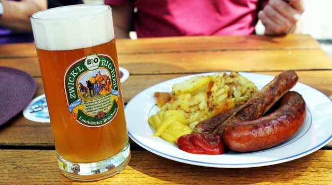 Roteiro de 4 dias de Munique 06 - Viktualienmarkt