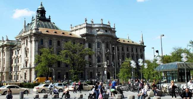 Roteiro de 4 dias de Munique 12 - Karlsplatz